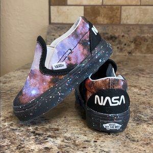 Vans Toddler Size 4 NASA